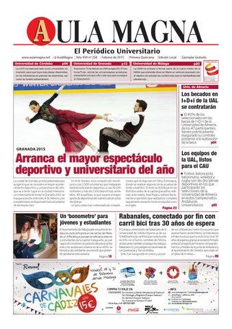 be312a9450290 258- Aula Magna - Edición local y Almería. universidad de Málaga. by ...