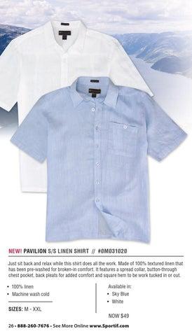 49985b1ddb Sportif 5F11 Catalog by Aventura Clothing - issuu