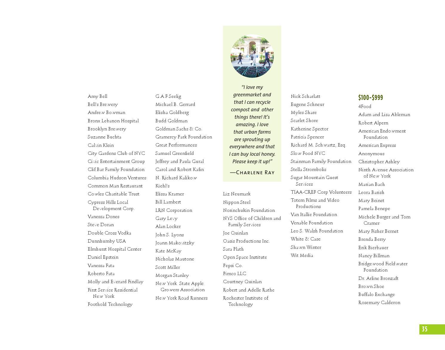 GrowNYC 2014 Annual Report by GrowNYC - issuu