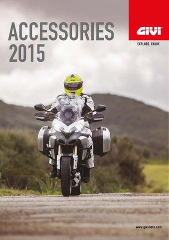Catalogo Givi Accessori 2015 by Unionbike issuu