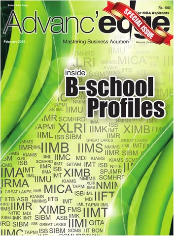 A mba feb2015 by IMS Publications - issuu