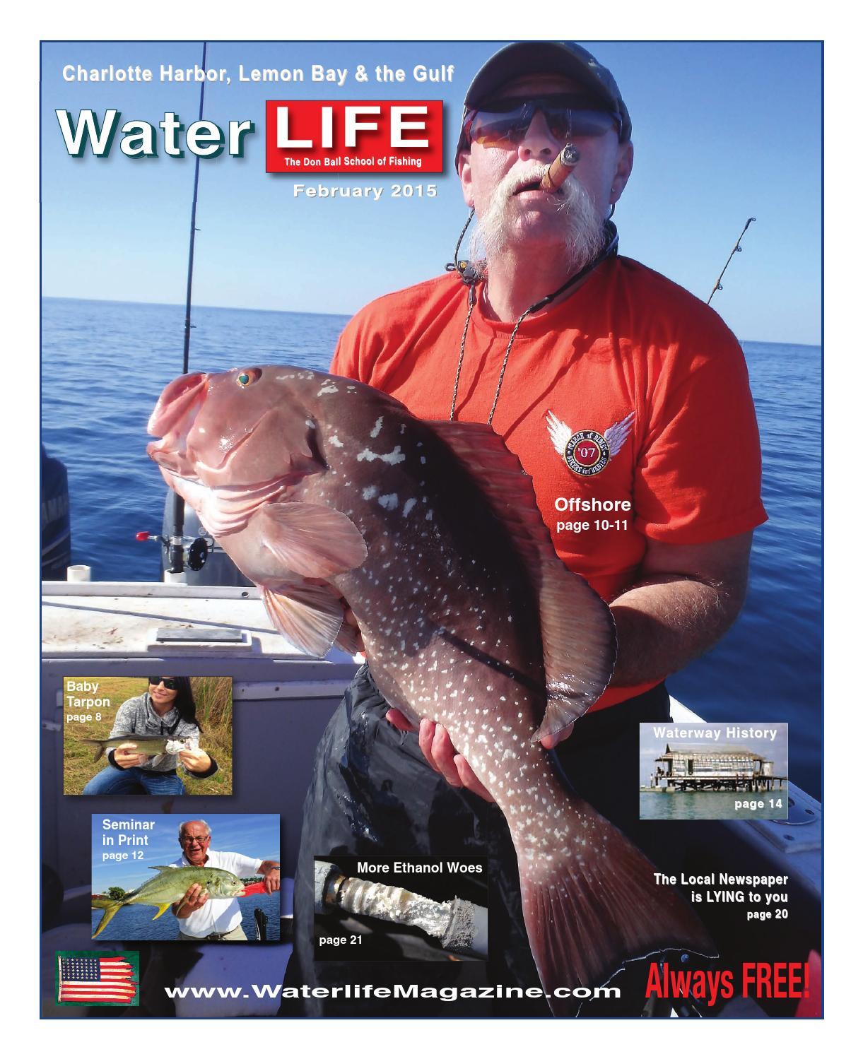 5d51b9ebb31d29 Water LIFE Feb 2015 by Water LIFE magazine - issuu