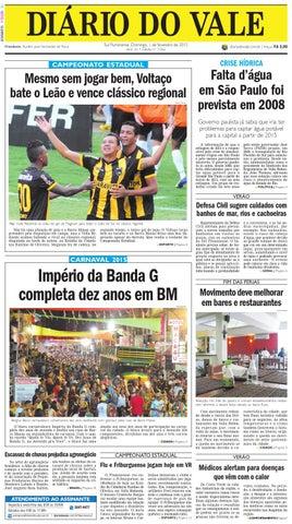 7562 local domingo 01 02 2015 by Diário do Vale - issuu f6fa3fd01cb