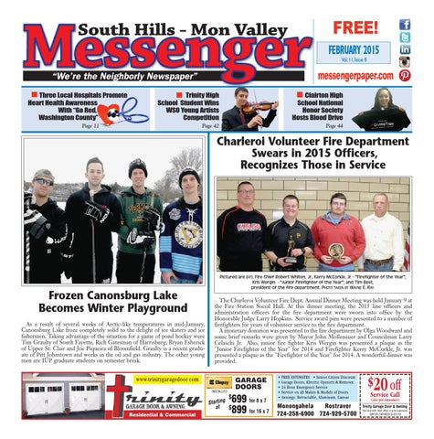 South hills mon valley messenger february 2015 by south hills mon page 1 fandeluxe Images