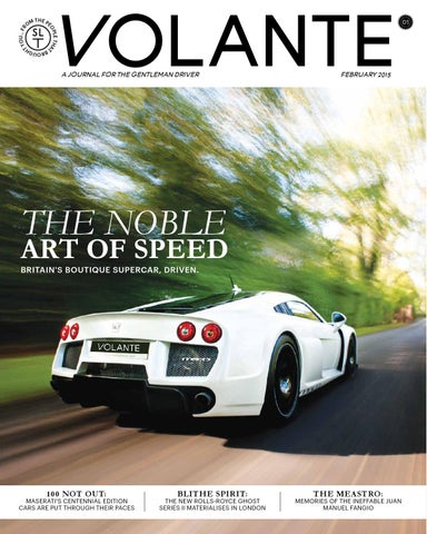 5f851a89e842 Volante Launch Issue - Feb 2015 by Firefly Communications - issuu