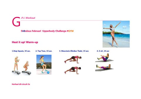 Trx holiday training plan by the gi and bariatric nutrition center fabulous februari upperbody challenge gym fandeluxe Image collections