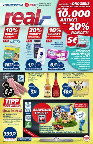 Real Prospekt Angebote Ab Montag 020215 By Onlineprospekt Issuu