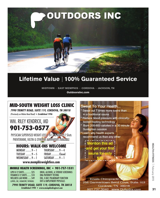 Hf February 2015 Inside Web By Memphis Health Fitness Issuu