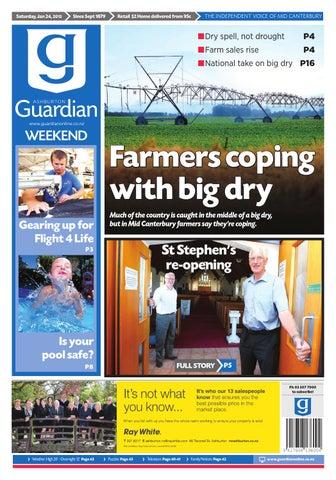 Ag 24 januarynewnew by Ashburton Guardian - issuu Fuelpumpwiting Fotd Com on