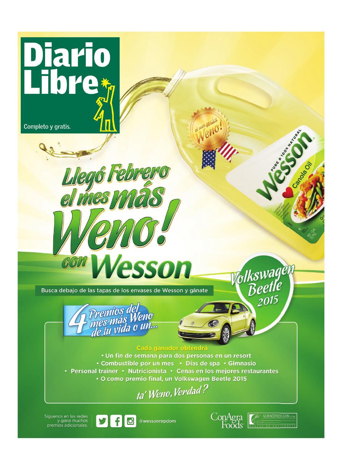 Diariolibre4166 by Grupo Diario Libre, S. A. - issuu