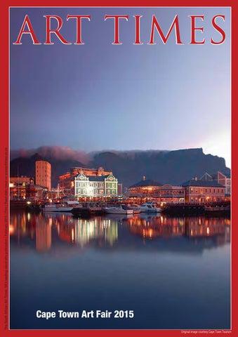 The south african art times saâs leading visual arts publication february 2015 free read daily news on wwwarttimes co za
