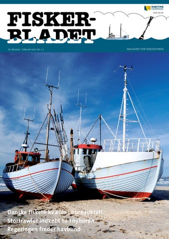 trawler anløb