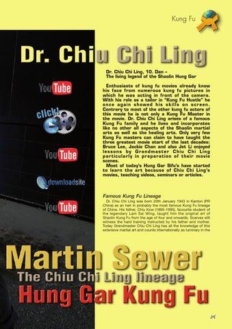 Martial arts magazine budo international 282 february 1