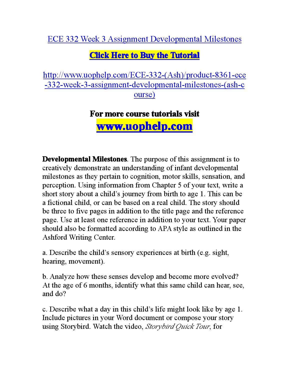 Apa term papers on child langauge development