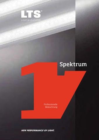 LTS - Spektrum17 by Illumina - Licht & Service GmbH - issuu