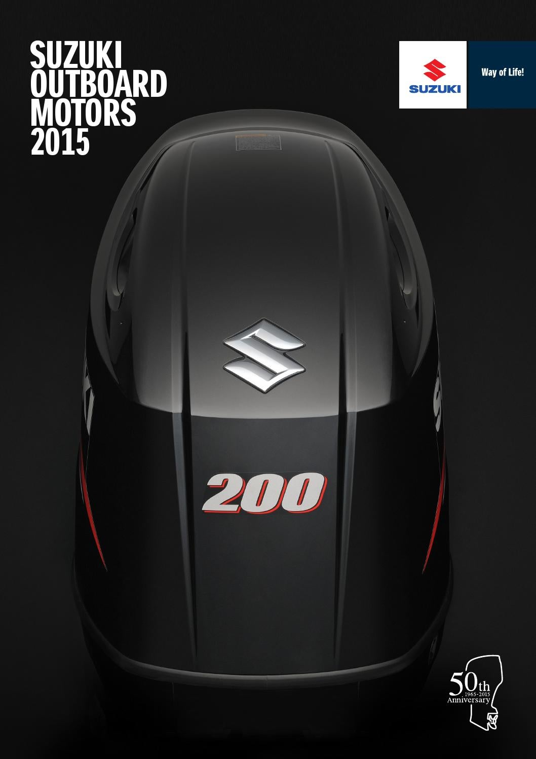 Suzuki Marine 2015 catalog | BE / en by Moteo - issuu