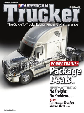 American Trucker February 2015 by American Trucker - issuu on