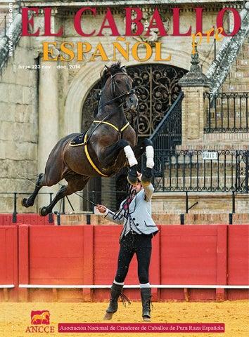 207338a3a Magazine El Caballo Español 2014 n223 (English) by Revista El ...
