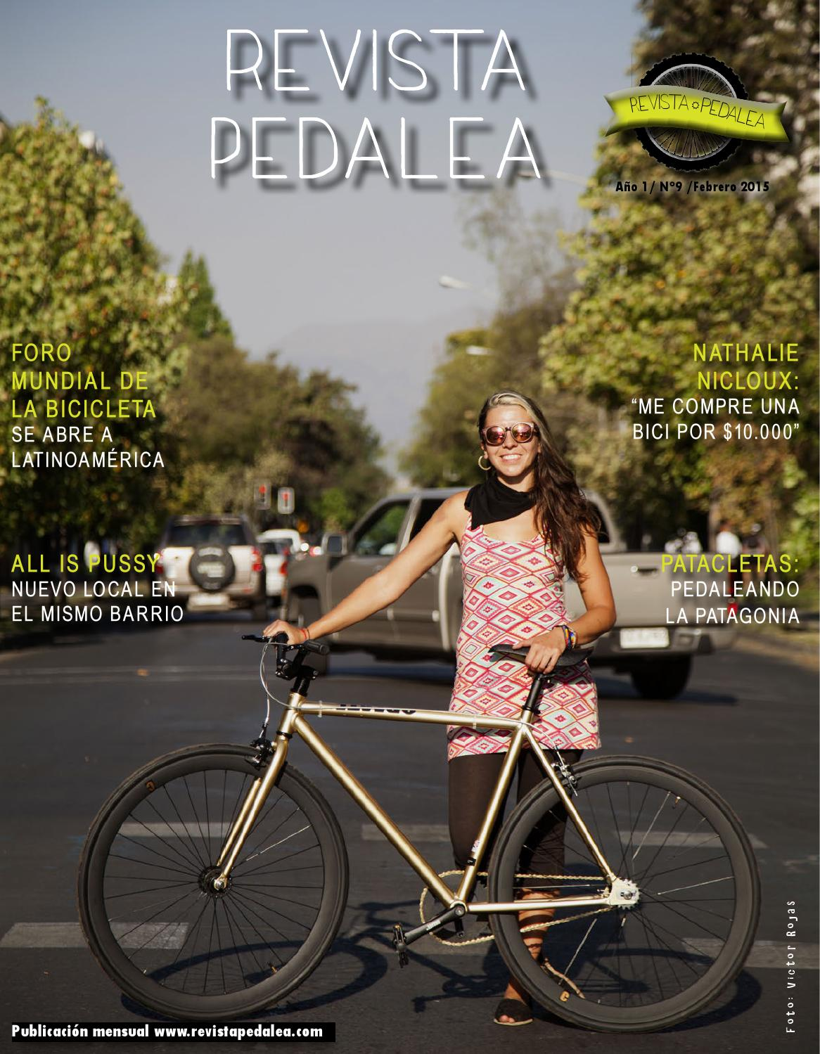 Revista pedalea #9 by Revista Pedalea - issuu