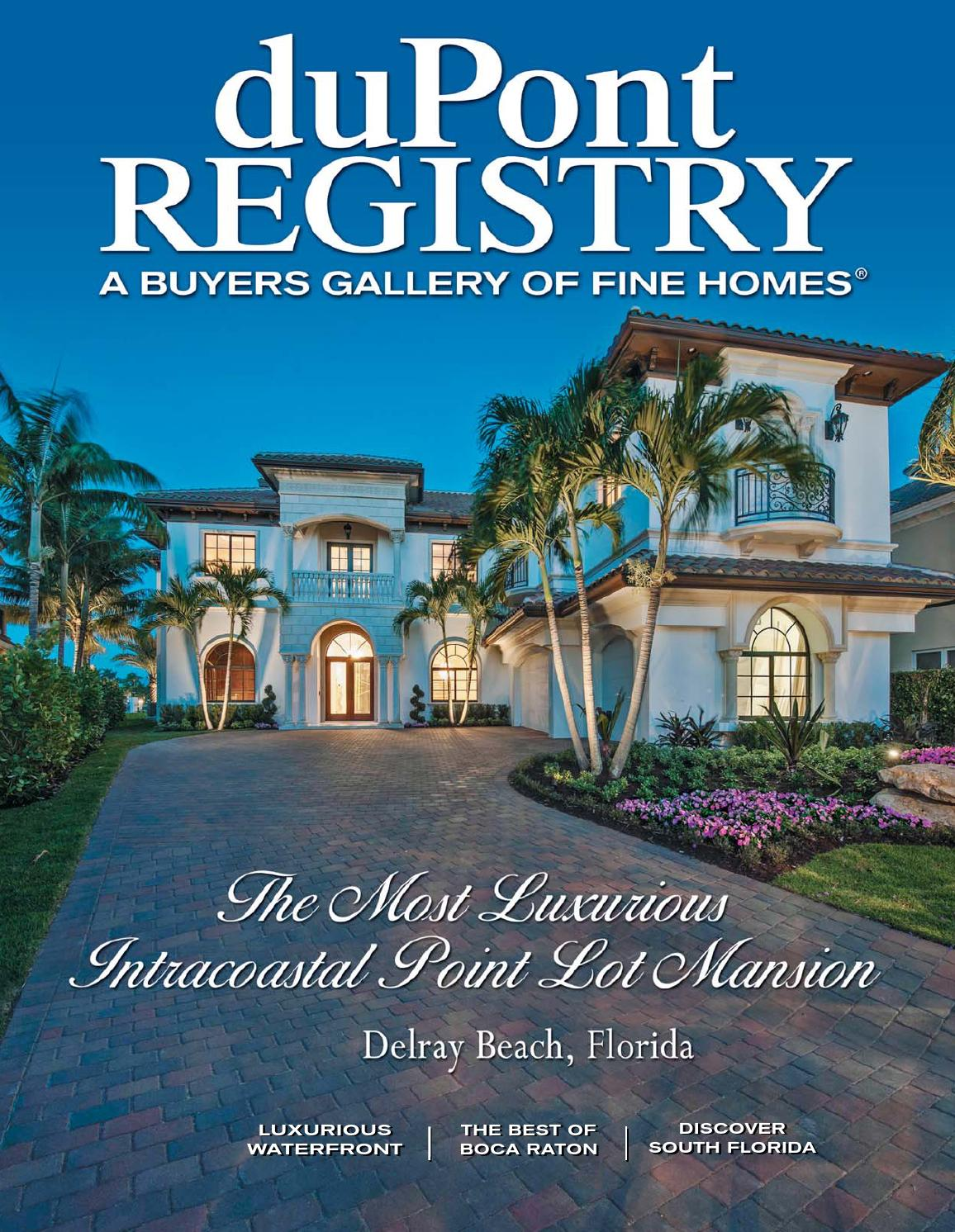duPontREGISTRY Homes March 2015 by duPont REGISTRY - issuu