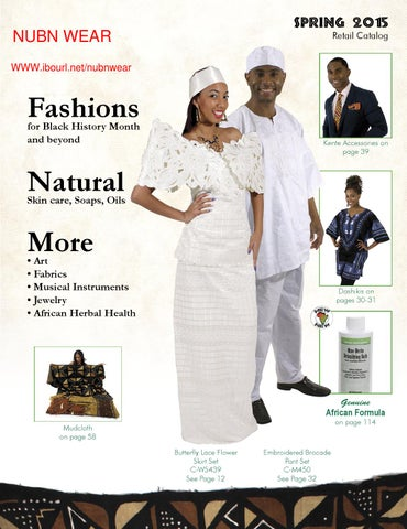 49660afa2a Nubn Wear by NubianJewels - issuu