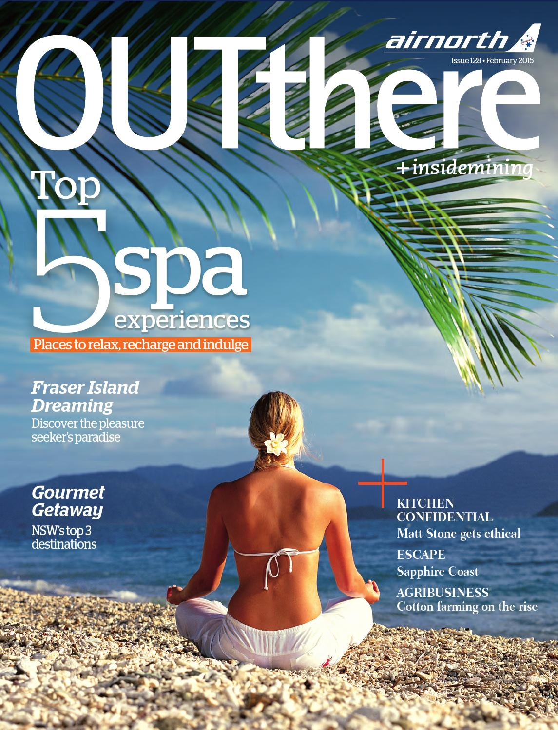 OUTthere Airnorth February 2015 by Edge In-flight Magazines - issuu