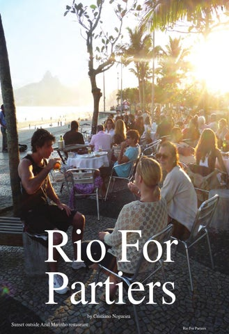 c80248bc6 Rio for partiers rio de janeiro travel guide issuu by Rio For ...