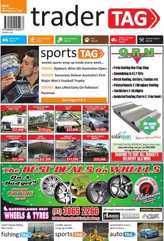 ca95af2aca6 TraderTAG - Queensland - Edition 05 - 2015 by TraderTAG Design - issuu