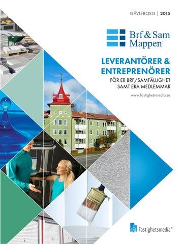Leverantörer & Entreprenörer för er Brf/samfällighet samt era medlemmar.