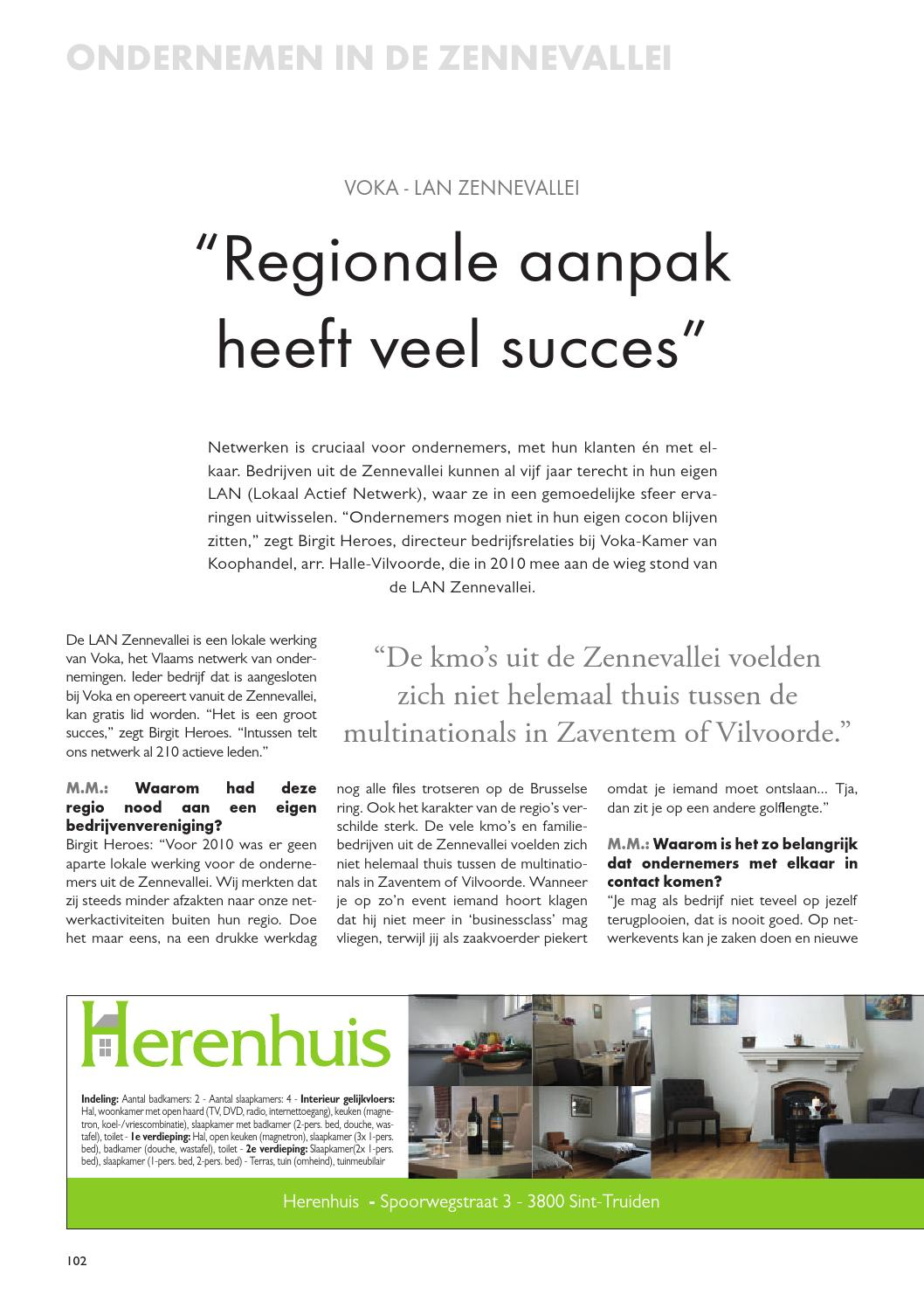 Slaapkamer Tv Dvd.Brabant Manager 42 By Manager Magazines Issuu