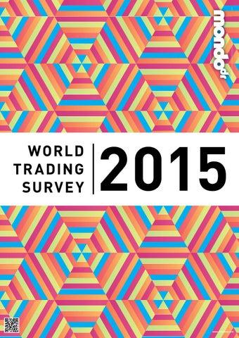 World Trading Survey 2015 by Mondiale Media - issuu