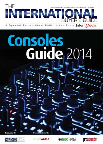 Consoles Guide 2014 by Future PLC - issuu