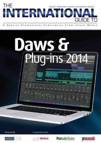 Daws & Plug-ins 2014 by Future PLC - issuu