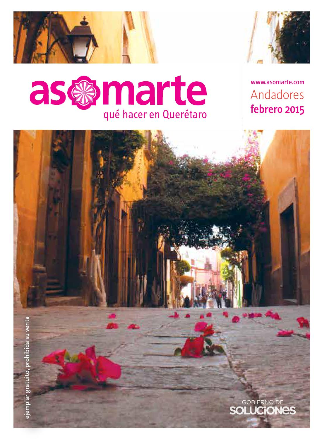 Andadores by asomarte revista - issuu