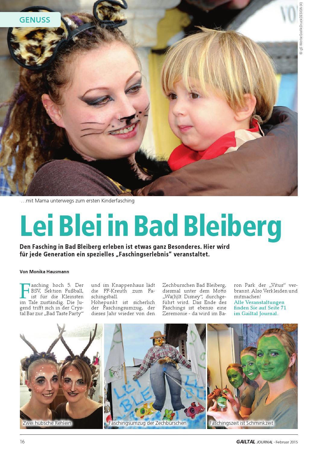Gailtal Journal Februar 2015 By Daniel Kattnig Issuu