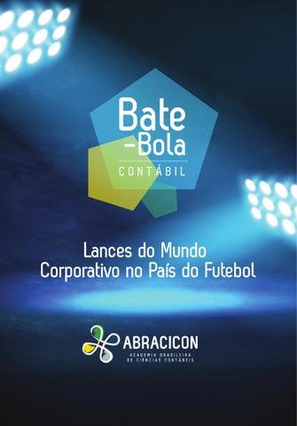 Livro Bate-Bola Contábil by Academia Brasileira de Ciências ... f45e21af1a0e3