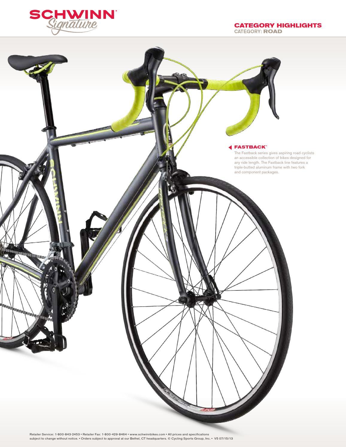 2014 Schwinn Catalog by Schwinn Bikes - issuu