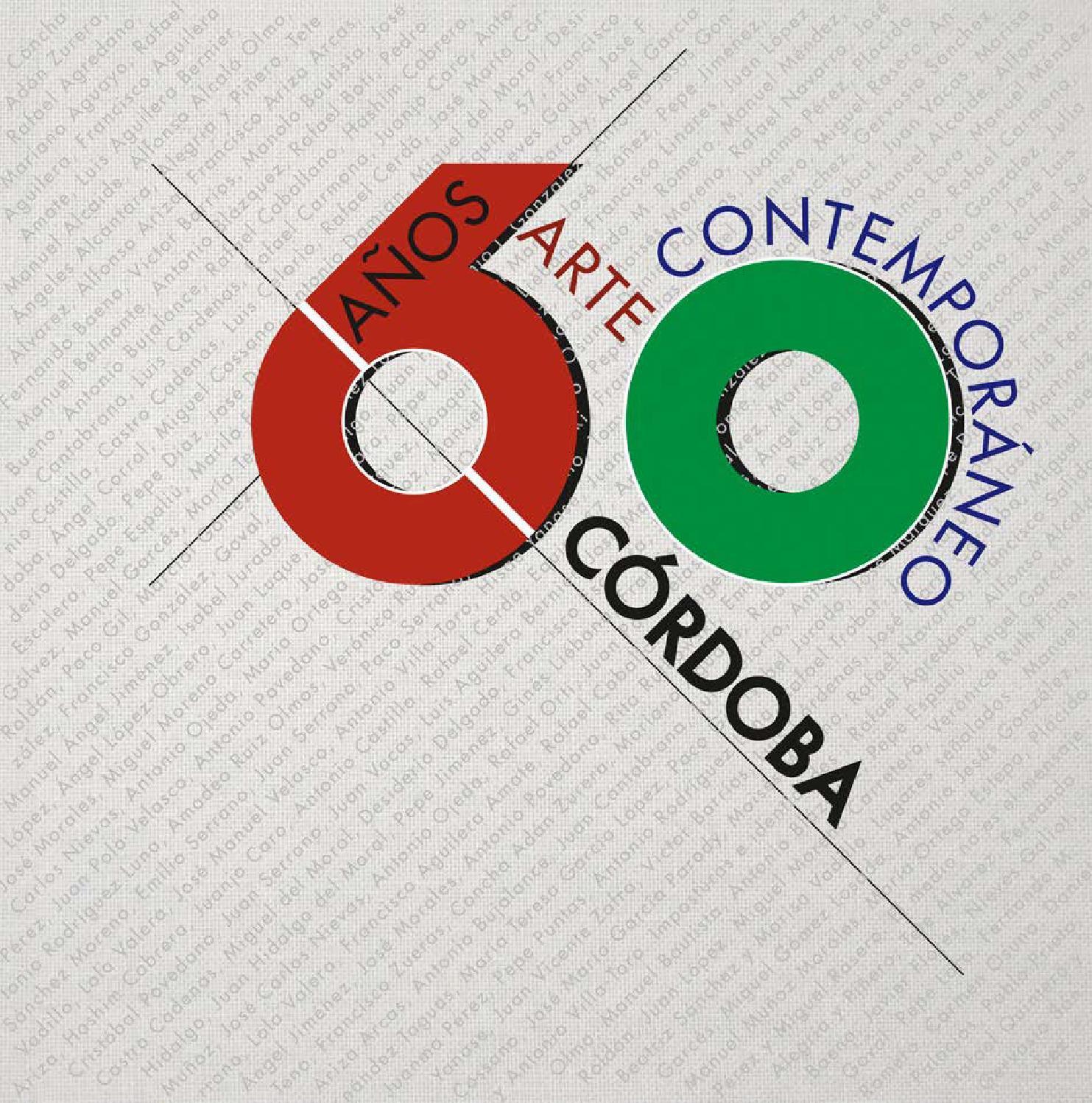 b66e9a5be41e 60 Años de Arte Contemporáneo en Córdoba by Angel Garcia Roldan - issuu