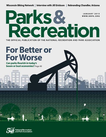 Parks   Recreation Magazine - January 2015 by Creative By Design - issuu 63237333380e2