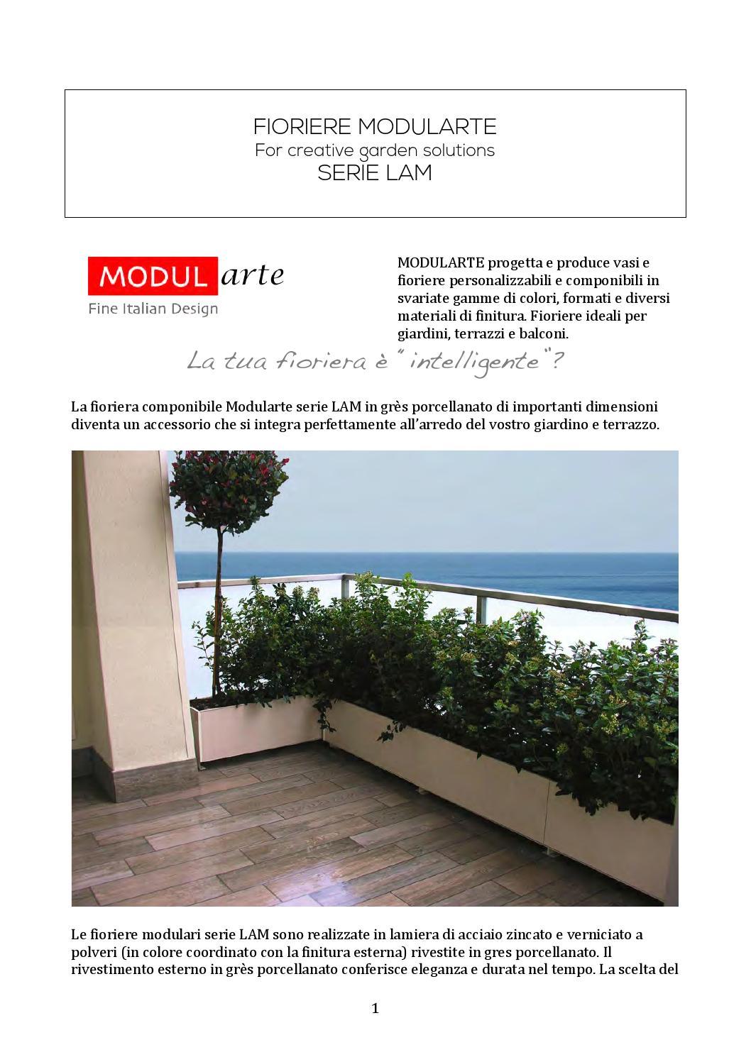 Fioriere Moderne Per Terrazzi.Interni Progettato Vasi Per Piante Per Terrazzi By Johnny Park Issuu