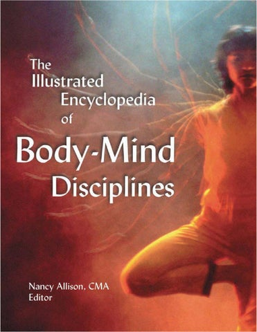 Nancy allison the illustrated encyclopedia of body mind