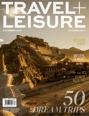 f07a4f9057740 October 2014 by Travel + Leisure Southeast Asia - issuu