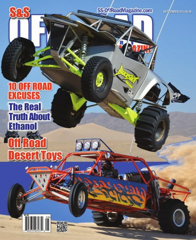 S&S Off Road Magazine September 2014 by S&S Off Road