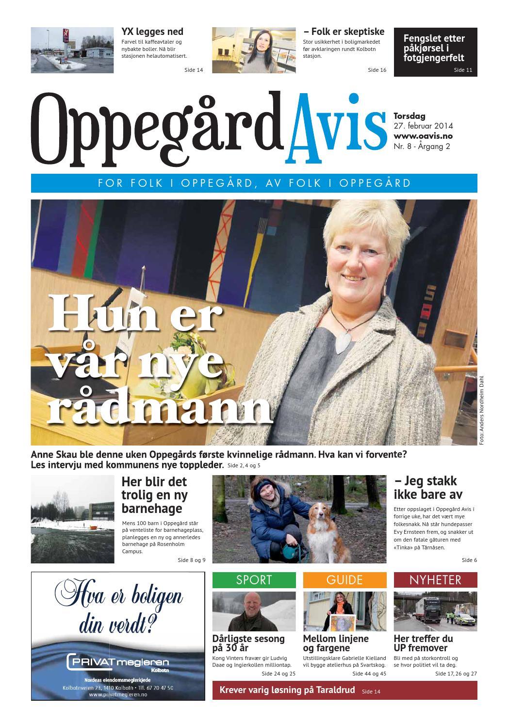 e946bbd7 Oppegård avis nummer 8 årgang 2 by Oppegård Avis - issuu
