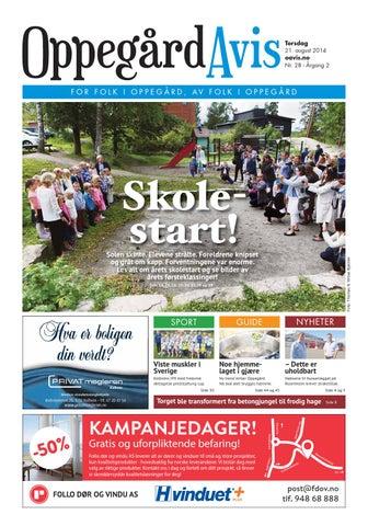 057a736e Oppegård avis nummer 28 årgang 2 by Oppegård Avis - issuu