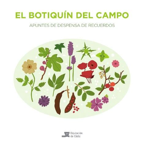 d85d57d8d630 El Botiquín del Campo by Patronato Provincial Turismo de Cádiz - issuu