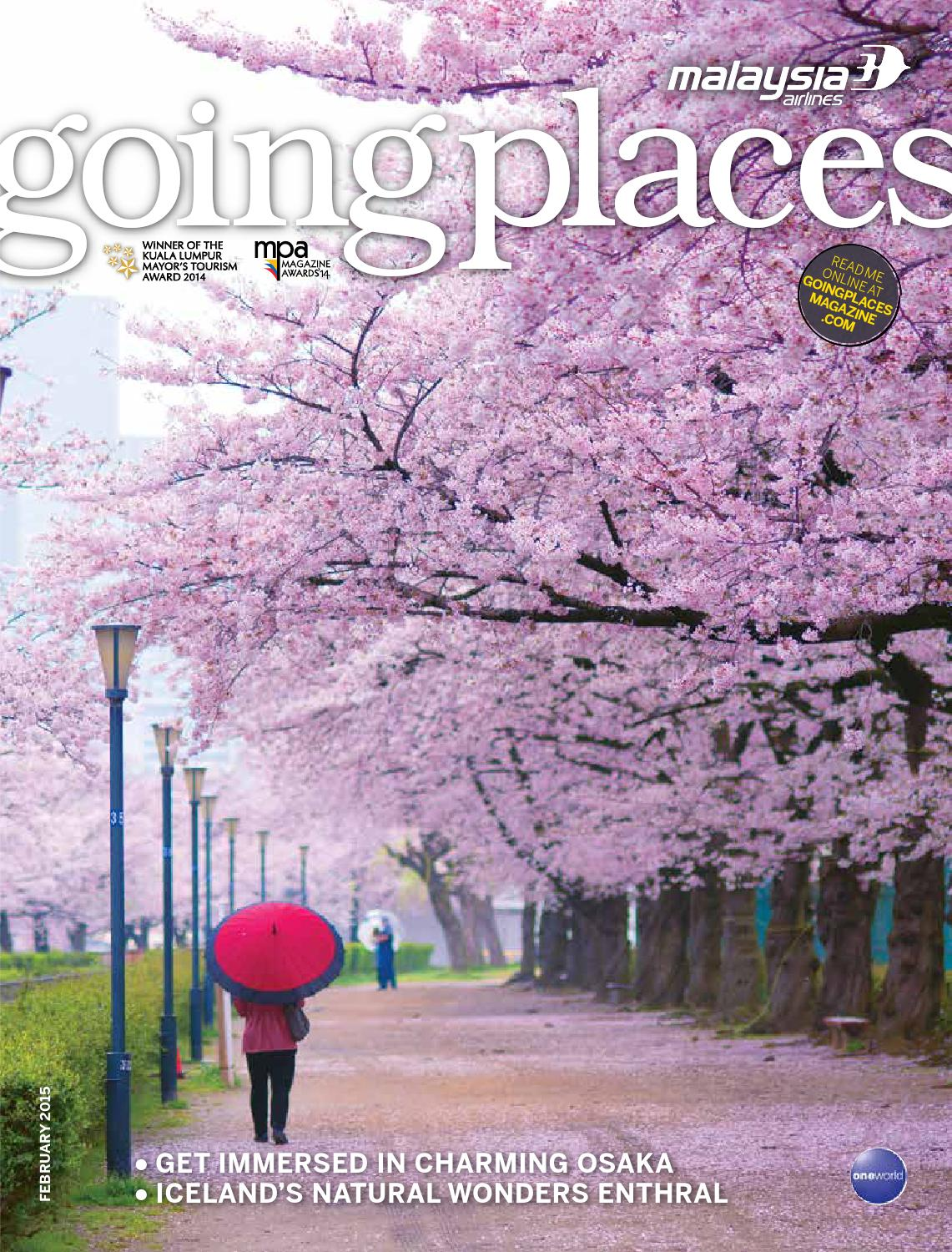 Going Places February 2015 By Spafax Issuu
