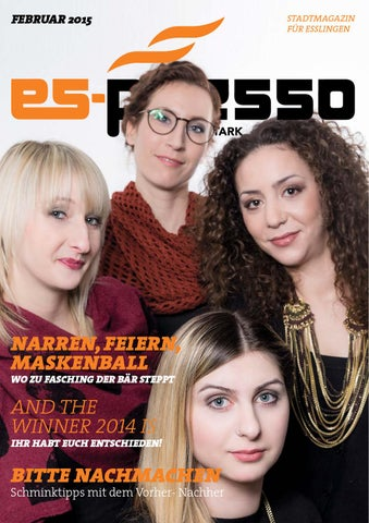 Es Presso Stadtmagazin 02 2015 By Es Presso Stadtmagazin Issuu