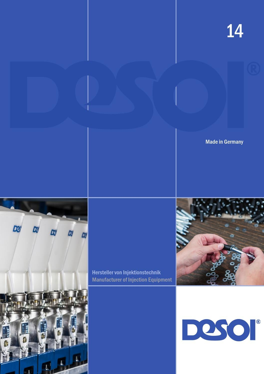 Desoi katalog 14 by iTOOLS - issuu