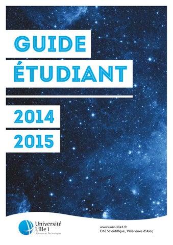 Guide De Ltudiant By Anas Guerroumi